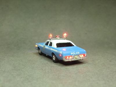 NYPD Dodge Monaco – DC-Car